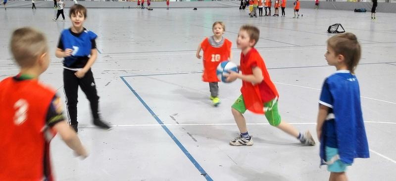 Ouluhallilla järjestettiin jättimäinen Pirkka Pikkusudet Korisrieha – Mukana kaksipäiväisessä tapahtumassa 1100 lasta!