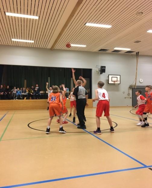 Erotuomarin peruskurssi Oulussa lauantaina 17.2.