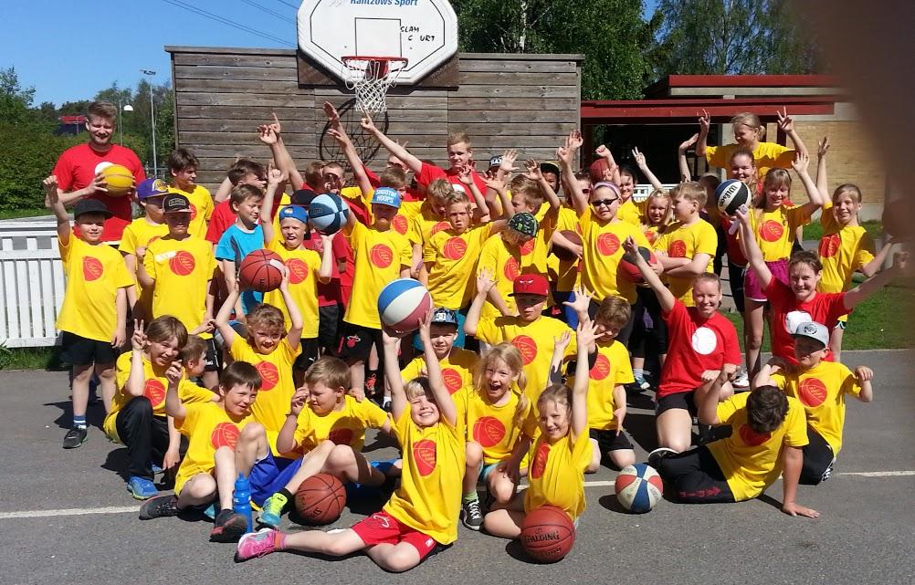 Oulu Basket School päiväleiri 22.-25.6. – Ilmoittaudu mukaan!!