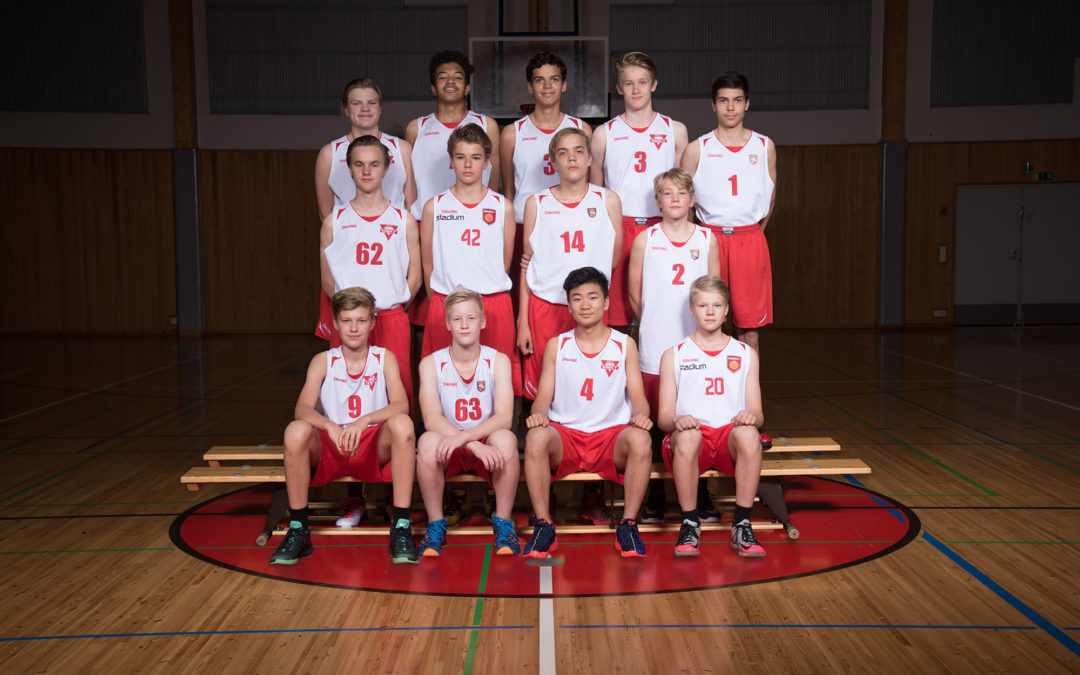 B-pojat lauantaina 26.11. Rovaniemellä Keskisen aluesarjan turnauksessa
