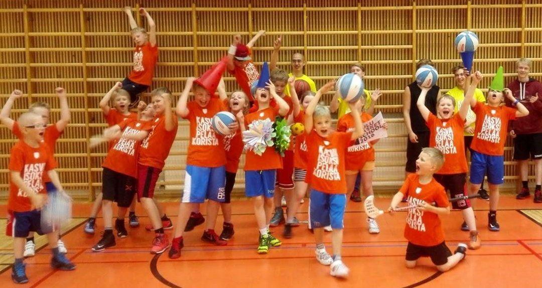 Oulu Basket School 23.-26.7. Tuiran koululla – Ilmoittautuminen on auki!
